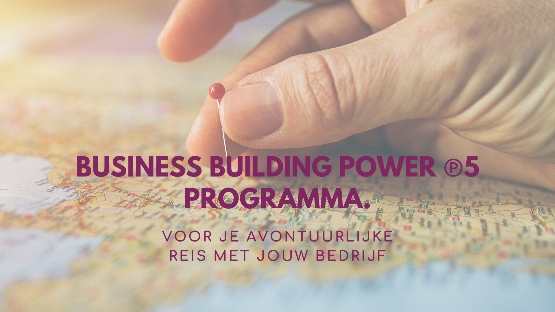 Business Building POWER℗5 programma